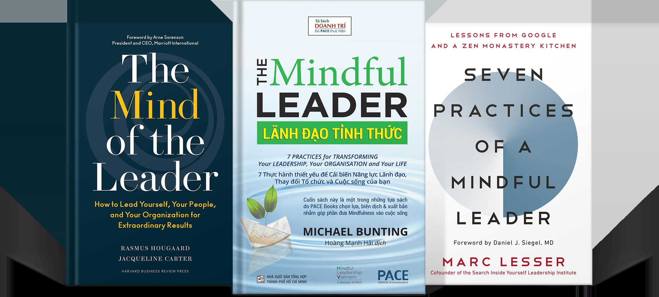 Mindful Leadership Program - 3 tác phẩm nổi bật bậc nhất thế giới hiện nay về lãnh đạo tỉnh thức