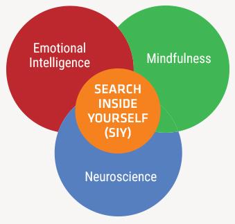 """Điểm độc đáo của """"Search Inside Yourself"""""""
