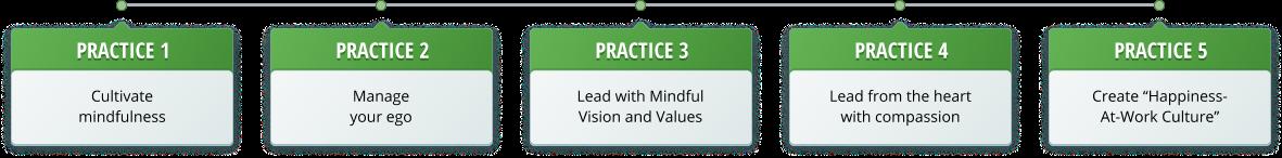 Mindful Leadership Program - 5 Critical Practices of Mindful Leadership